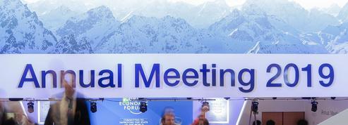 Davos s'ouvre dans un climat de morosité
