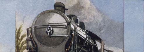 Le Train bleu inaugurait ses nouvelles voitures-lits grand luxe en 1929