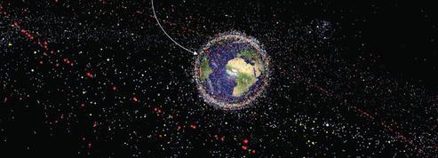 Débris spatiaux: la menace devient critique
