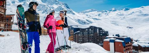 Val-Thorens, station de ski la plus «likée»