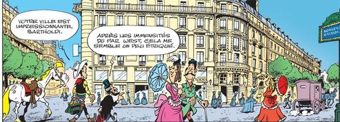 Connaissez-vous le Paris de la bande dessinée?