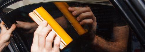PV pour vitres teintées : un coup d'œil suffit
