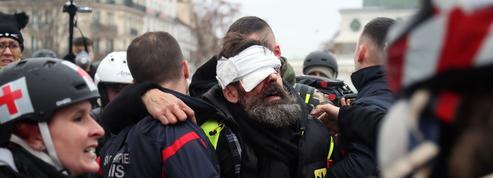 Un meneur des «gilets jaunes» blessé à l'oeil, l'IGPN saisie par l'Intérieur