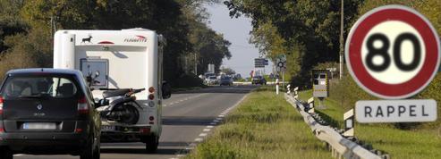 Une départementale aux 42changements de vitesse entre Dijon et Beaune