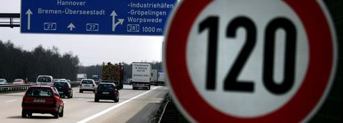 L'Allemagne dit non à la limitation de la vitesse sur l'autoroute