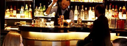 Le Charles, nouveau bar à cocktails de l'hôtel Burgundy à Paris