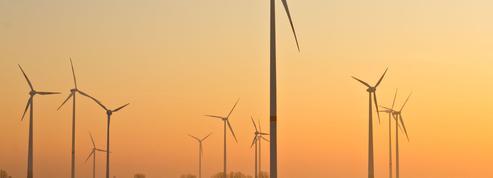 Le (polluant) recyclage des vieilles éoliennes allemandes