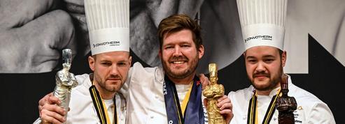 Le Bocuse d'or remporté par le Danemark