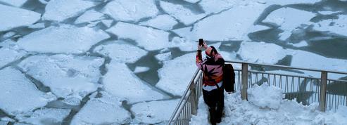 Le froid polaire en Amérique du Nord est-il imputable au réchauffement climatique ?