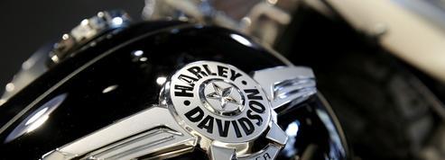 Harley Davidson: les raisons d'un coup de frein
