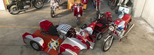 Vente Artcurial Rétromobile : près de 100 motos MV sous le marteau