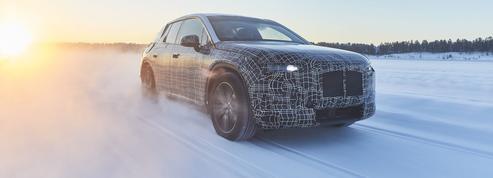 BMW iNEXT, le SUV du futur avance masqué