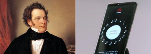 La Symphonie n°8 de Schubert achevée à coups d'intelligence artificielle