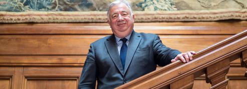 Gérard Larcher: «On ne peut pas changer de régime subrepticement entre Bourgtheroulde et Valence!»