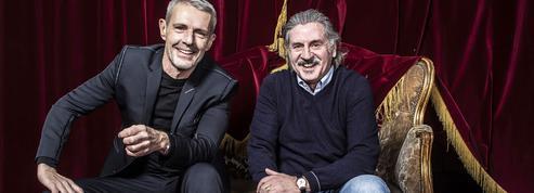 Lambert Wilson et Daniel Auteuil, au service de sa majesté Molière