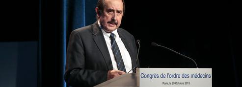 Patrick Bouet: «La loi santé va dans le bon sens, mais reste très floue»