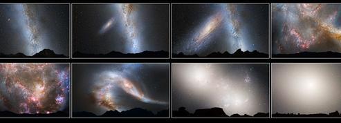 La Voie lactée va vivre 600 millions d'années de plus que prévu