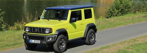 Suzuki Jimny, un charme fou