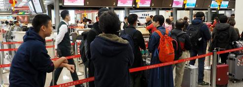 Les Chinois ont dépensé 76milliards de dollars en voyages pour leur Nouvel An