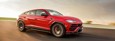 Lamborghini Urus, le diable au corps