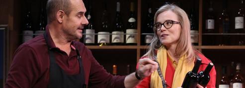 La Dégustation :Isabelle Carré et Bernard Campan ont le vin doux et heureux
