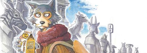 Beastars ,un manga qui ne manque pas de mordant
