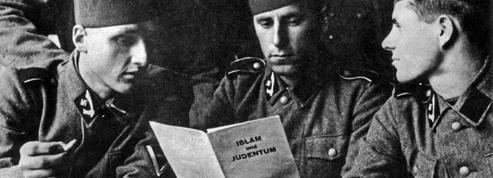 Les musulmans et la machine de guerre nazie ,le croissant et la croix gammée