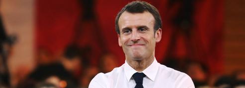 Sondage: Macron et Philippe poursuivent leur hausse, Le Drian ministre le plus populaire