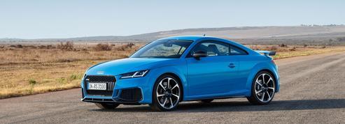Audi TTRS, la preuve par cinq