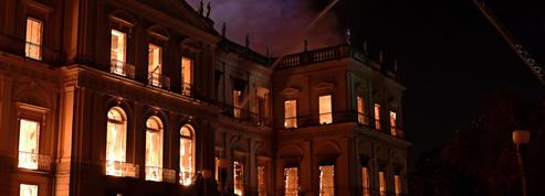 Le Musée national de Rio se réjouit d'avoir sauvé au moins 2000 pièces après l'incendie