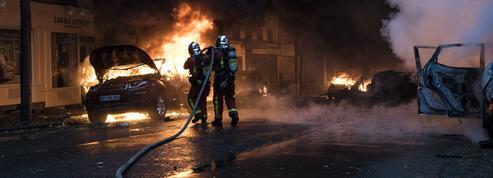 110 voitures brûlées chaque jour en France