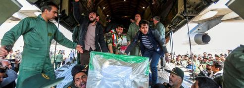 Iran: les gardiens de la révolution lourdement frappés