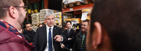 Laurent Wauquiez a bouclé son «tour de France»