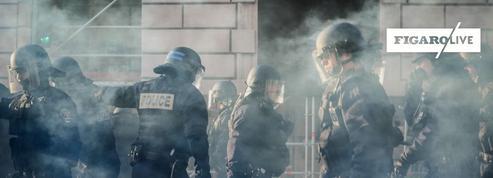 Législation, armes et missions: le recours à la force en manifestation
