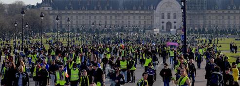 «Acte 14» des «gilets jaunes»: 41.500 manifestants ont défilé partout en France