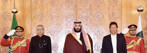 Arabie saoudite: MBS attise les tensions entre l'Inde et le Pakistan