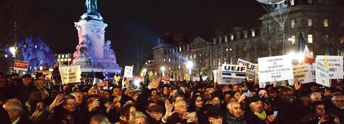 La France dit non à l'antisémitisme