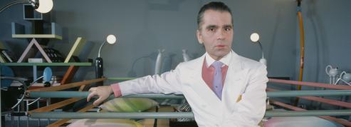 Karl Lagerfeld, l'empereur collectionneur