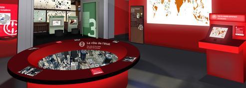 Cité de l'économie: un musée qui a du coffre