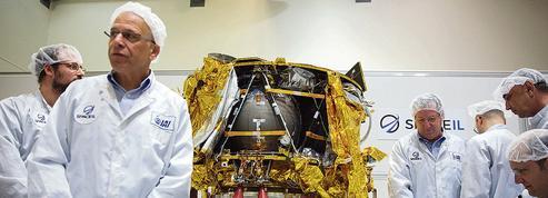 Une sonde israélienne privée vise la Lune