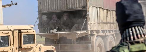 Les Kurdes syriens transfèrent encore 150djihadistes en Irak