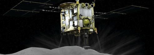 La sonde Hayabusa-2 a réussi son «baiser» avec l'astéroïde Ryugu