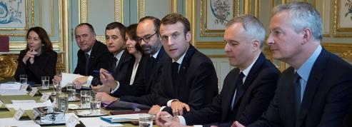 Emmanuel Macron met en garde ses ministres contre leur «créativité» fiscale