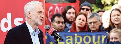 Brexit: May évoque un report de la date, Corbyn un nouveau référendum