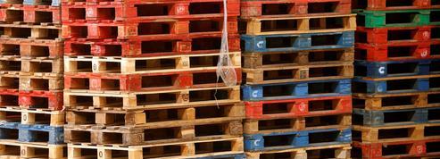 Une pénurie de palettes en bois menace le Royaume-Uni en cas de «Brexit dur»