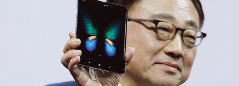 Samsung prépare deux nouveaux modèles de smartphones pliables