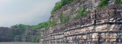 Les mouvements des planètes sont gravés dans les roches