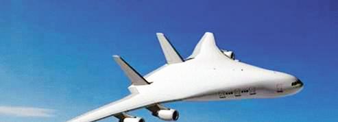 L'avion du futur ne volera pas avant 2050