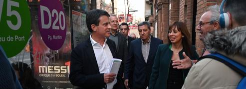 Manuel Valls: «À nous deux, Barcelone!»