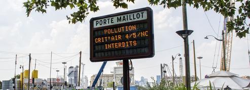 La pollution atmosphérique ferait 67.000morts par an